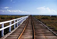 One Mile Jetty, Carnarvon, WA