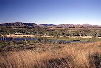 MacDonnell Ranges, NT