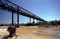 Algebuckinna Bridge, Oodnadatta Track, SA