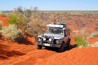 4WD mt Roobar